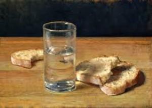 eau et pain