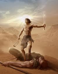 13a. David Goliath