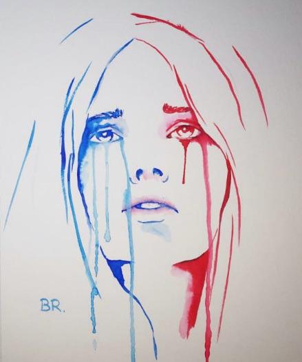 Marianne larmes