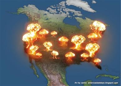 USA destructin